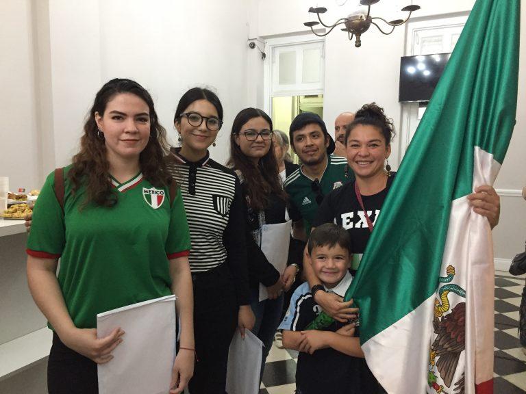 Estudiantes y Colectividad de Mexico