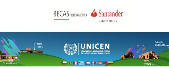Beca Iberoamérica 2019-2020, destinado a estudiantes de grado UNICEN.